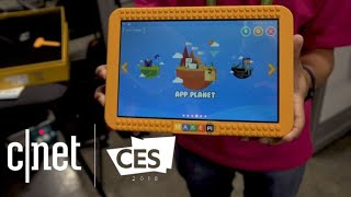 The MakePad is a tablet kids build themselves