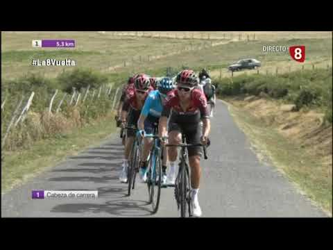 Vuelta A Burgos 2019 - 3ª Etapa - Ascensión A Picón Blanco