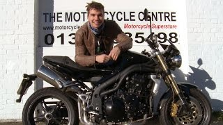 Used Bike Review (Triumph Speed Triple)