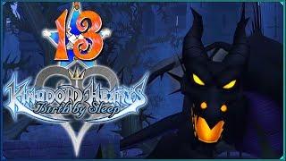 Kingdom Hearts: Birth by Sleep #13 - Lustereczko, powiedz przecie...