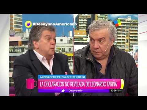 Luis Ventura contó su encuentro secreto con Leonardo Fariña: Declaración no revelada
