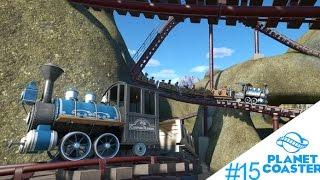 [FR] Planet Coaster #15: Le Train De La Mine