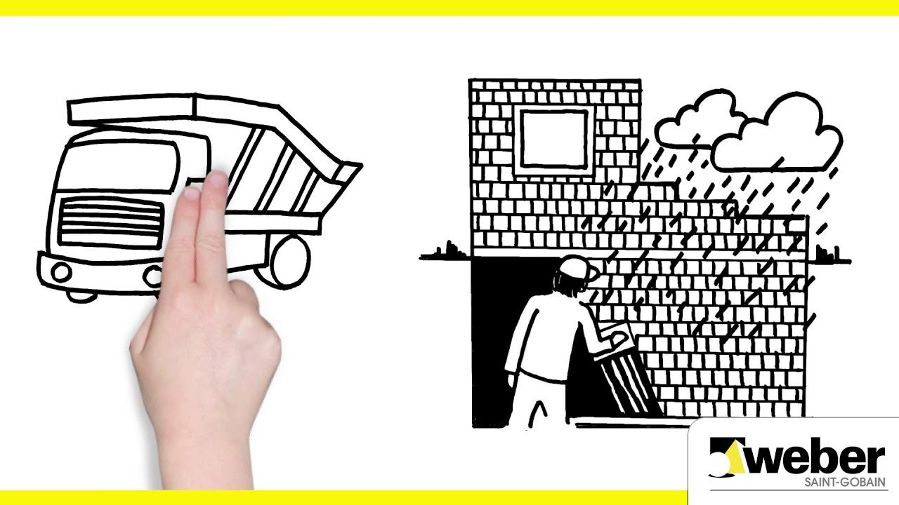 sichere bauwerksabdichtung mit superflex d 24 youtube. Black Bedroom Furniture Sets. Home Design Ideas