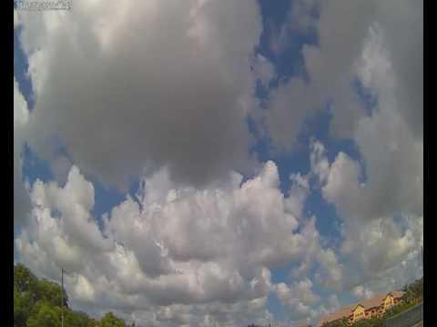 Cloud Camera 2016-08-20: Boynton Beach Community High School