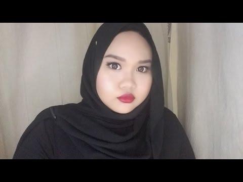 MY 3 MOST FAV HIJAB LOOK // Namie Makeupholic - YouTube