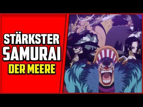 Wer ist der stärkste SAMURAI - TOP LISTE / Kräfte Level Analyse  One Piece