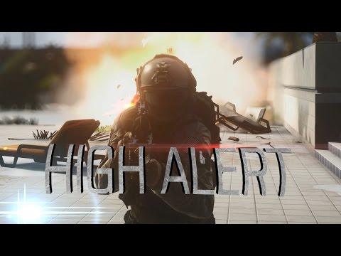HIGH ALERT | Battlefield 4 Montage