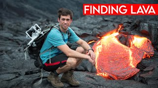 Hawaii Volcanoes National Park | Where to see lava