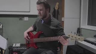Bass Debut Talking In My Sleep
