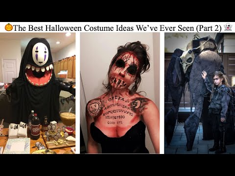 The Best Halloween Costume Ideas We've Ever Seen Part 2