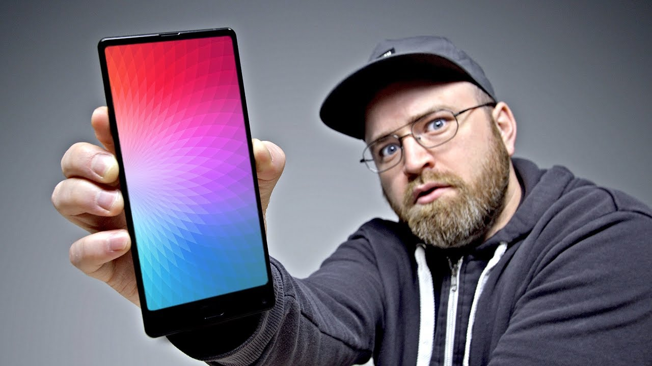 Could This Phone Be The New Bezel Less Champ
