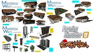 "[""farming simulator 2019"", ""MW PLATZIERBARER HOF 1.0.0"", ""modding welt"", ""fs19"", ""robymel81"", ""test mod"", ""presentazione mod"", ""stalle posizionabili"", ""posizionabili"", ""giochi di simulazione"", ""farming simulator 19"", ""ita"", ""italia"", ""italiano"", ""pack pla"