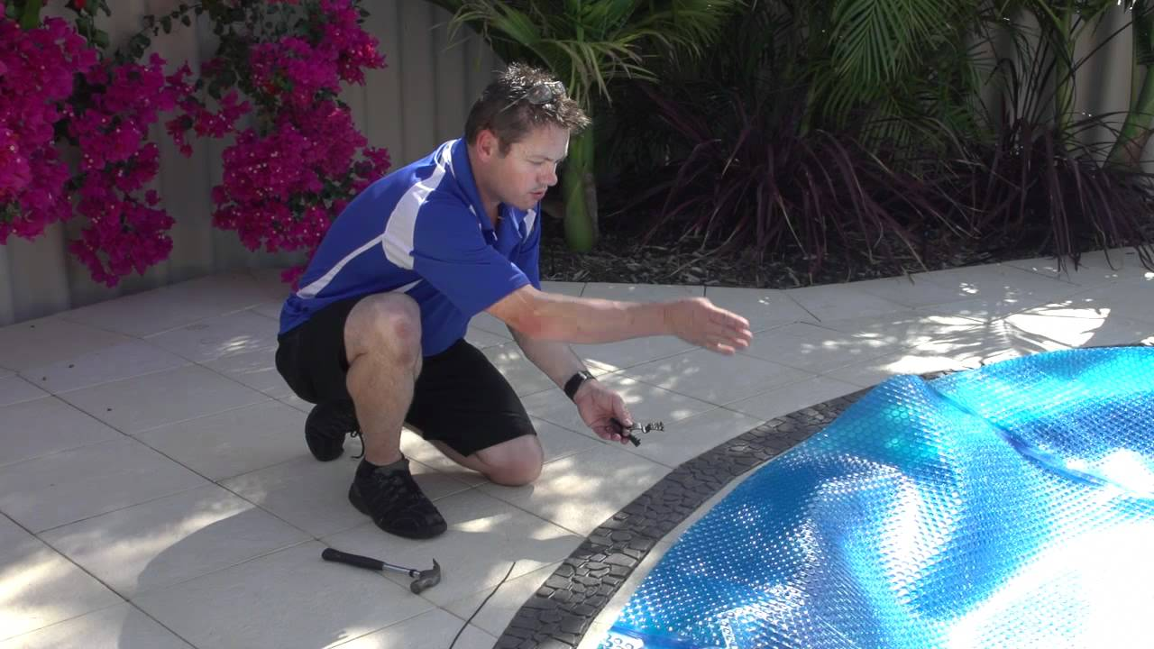 Elite Pool Covers Diy Installation Youtube