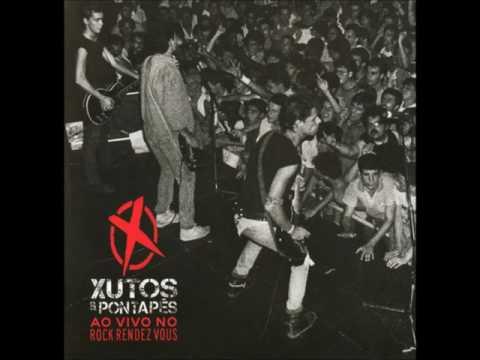 Xutos & Pontapés - Ao Vivo No Rock Rendez-Vous (LIVE ALBUM STREAM)