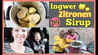 """DIY """"Rachenputzer"""" 🍋   FOODHAUL   Elternzeit am ABEND💑 FamilyVlog #228"""