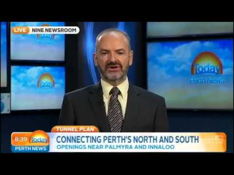 Tunnel Plan Today Perth News