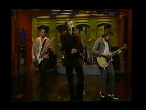 Stone Temple Pilots - Lady Picture Show (Letterman Show 1996)