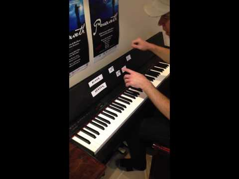 Play the piano like Ludovico Einaudi - A Musical Experiment
