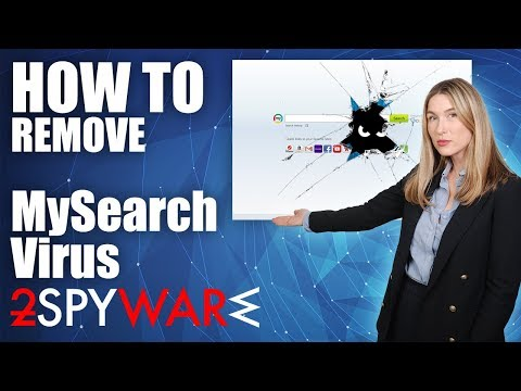 How To Remove MySearch Virus