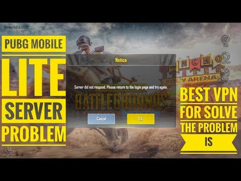 Pubg Mobile Lite Server Problem Solved Which Vpn Is Used How - pubg mobile lite server