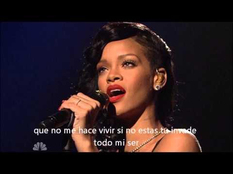 "Rihanna - Stay ""Version En Español"" Cover - YouTube  Rihanna - Stay ..."