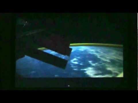 NASA Astronaut Rick Linnehan Speaks at Anacapa School Synthesis Unit