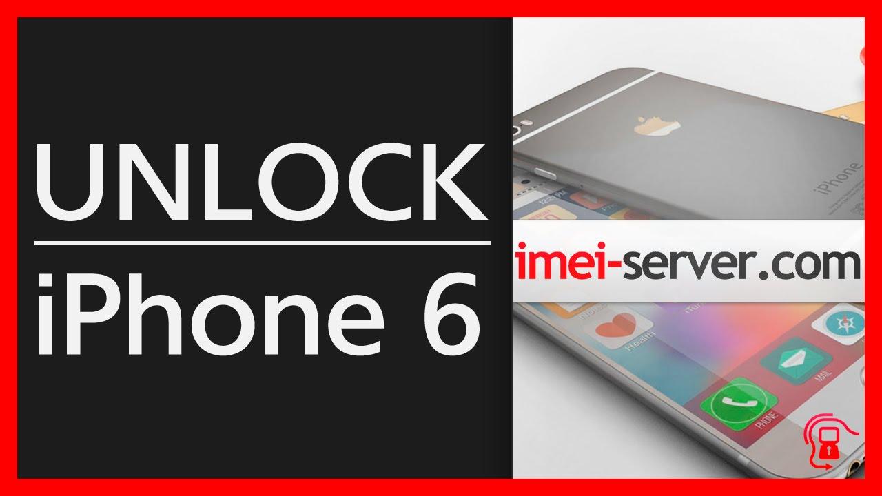 Factory Unlock Iphone 6 At&t