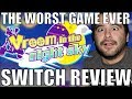 Worst Nintendo Switch Game - Vroom in the night sky (Nintendo Switch) Review | 8-Bit Eric