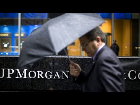 JP Morgan Debacle Shows Deep Systemic Risk Unchanged