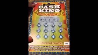 CASH KING NY lottery ticket #2