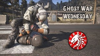 Hump Day Ghost War