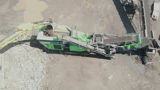 Video still for P & S Paving Find Success With Help From Powerscreen New England, Terex EvoQuip