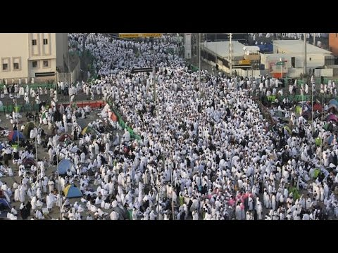 Arab Saudi Rilis 1.150 Foto Korban Tragedi Mina