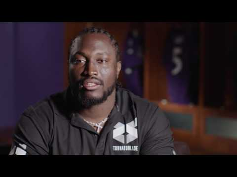 Stephane Nembot Speaks 13 Different Languages | Baltimore Ravens