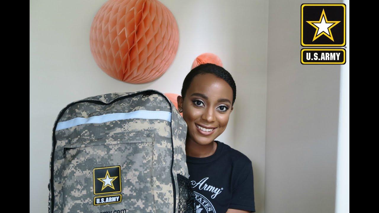 basic training female packing list 2016 ft jackson