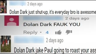this is what happens when you insult Jake Paul fans