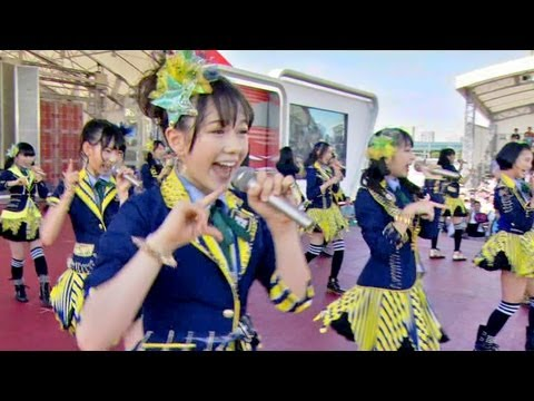 【Full HD 60fps】 HKT48 大声ダイヤモンド (2013.08.28 LIVE) 7/9