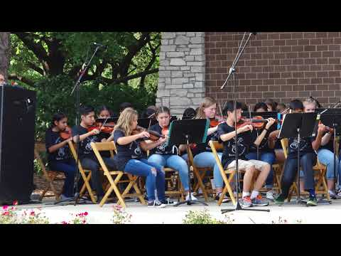 [2017.09.02]Schaumburg Septemberfest(2) - Lincoln Prairie School Orchestra