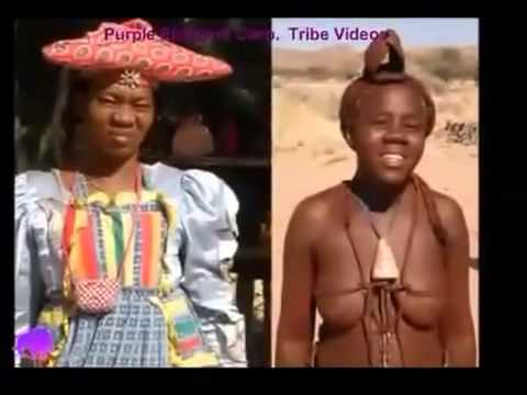 African Himba Tribes Secret Life Natural Collection