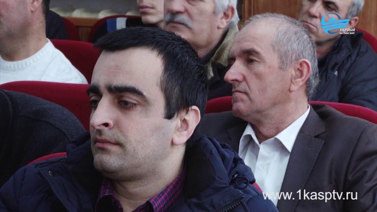 Итоги работы членов дружины по охране общественного порядка Каспийска подвели в городской администрации