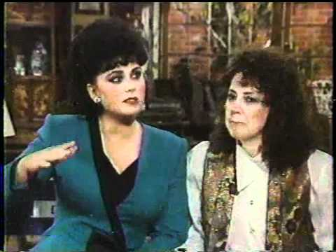 Designing Women's Delta Burke talks candidly about her weight gain.