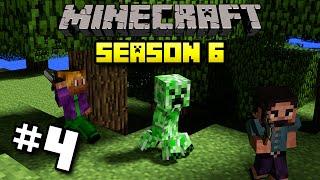#4 Minecraft | WondermentMC Season 6 - Sneaky Explosions