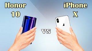 Война «десяток» - Honor 10 или Iphone 10
