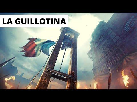 9 ESCALOFRIANTES DATOS sobre la GUILLOTINA