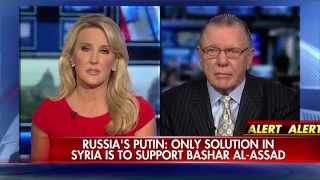 "Gen. Jack Keane: Putin's move into Syria is a ""game-changer."""