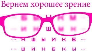 Как читать без очков. И неважно насколько слабо твое зрение!