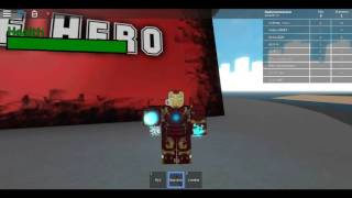 roblox marvel and dc dawn of heroes