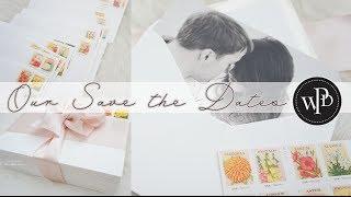 DIY Save the Dates | Wedding Bells by Charmaine Manansala