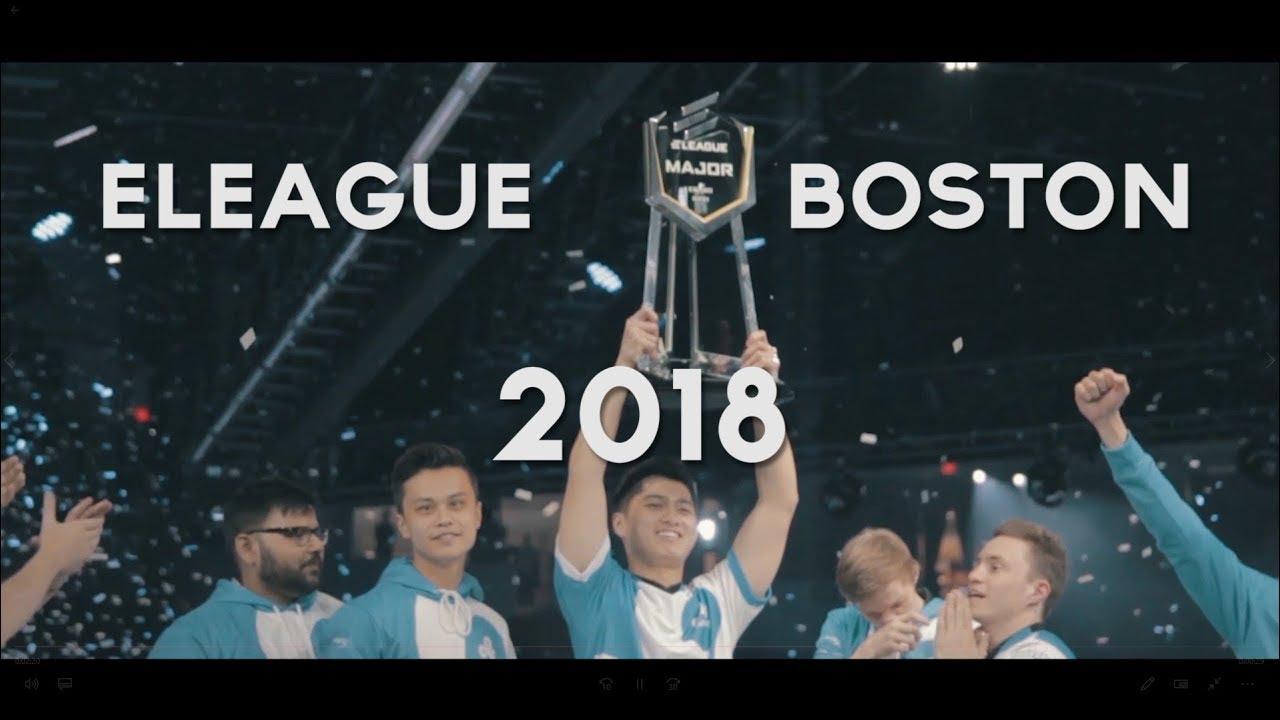 Eleague Major Teams