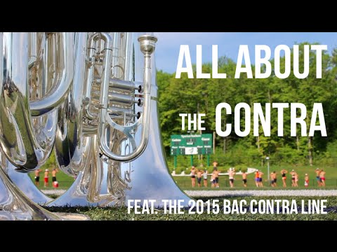 All About The Contra: A Contra-mentary (feat. The '15 BAC Contra Line)